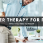 Laser Therapy in Kennewick